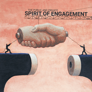 The Public and Private Spirit of Engagement