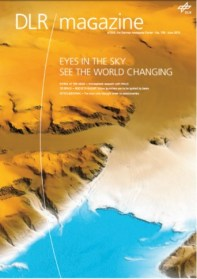 English-language edition of the DLR Magazine.