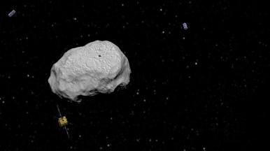 AIM spacecraft