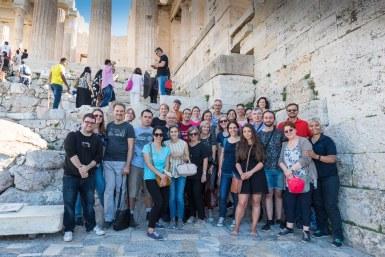 EJR-Quartz Workshop, Athens October 2017. Credit: SJM Photography