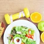 Pola Makan Ala Fitness Agar Pembentuk Otot