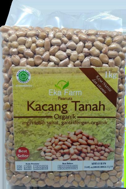 Jual Kacang Tanah Organik