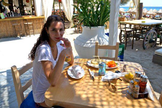 Paradise Beach Food