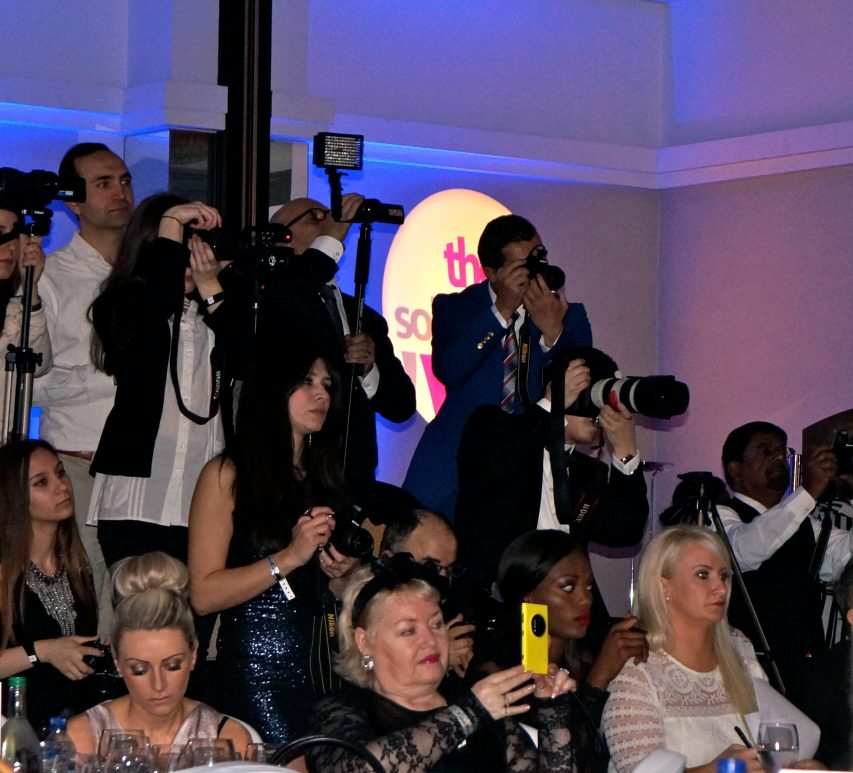 The Paps get papping