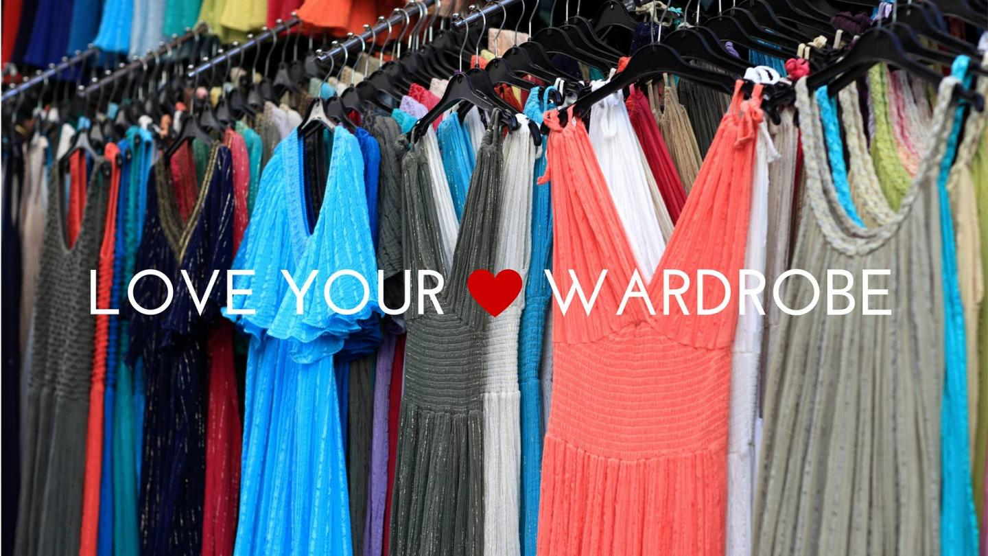 New Year Wardrobe Declutter In Style