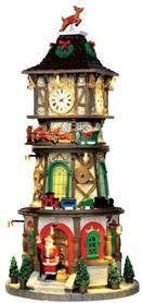 Lemax Clock Tower