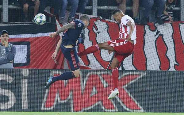 Olympiakos misses chance for a point against Bayern, George Georgakopoulos | Kathimerini