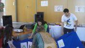 Εθελοντές σε δράση