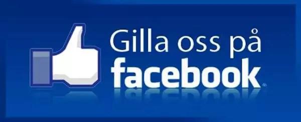 Gilla Ekhagen.net på Facebook