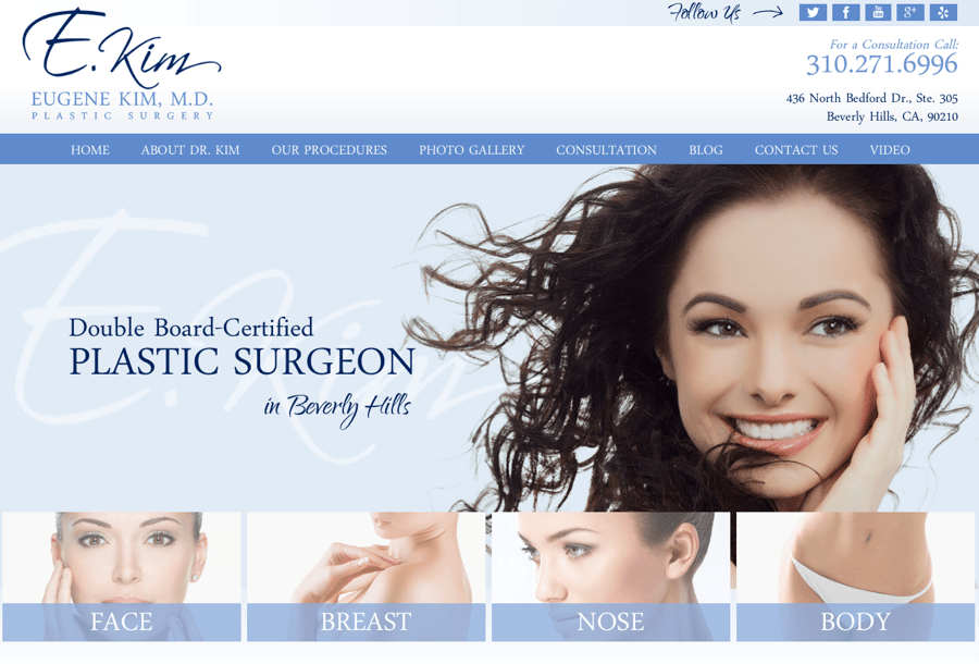 Ophthalmic Facial Plastic Surg In Beverly Hills Ca 90212