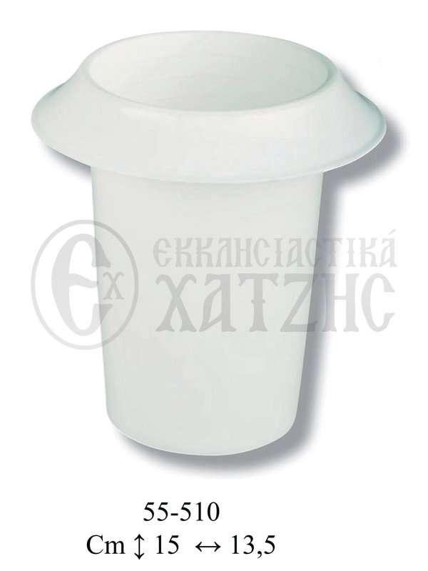 Κύπελλο Πλαστικό Ανθοδοχείου 510