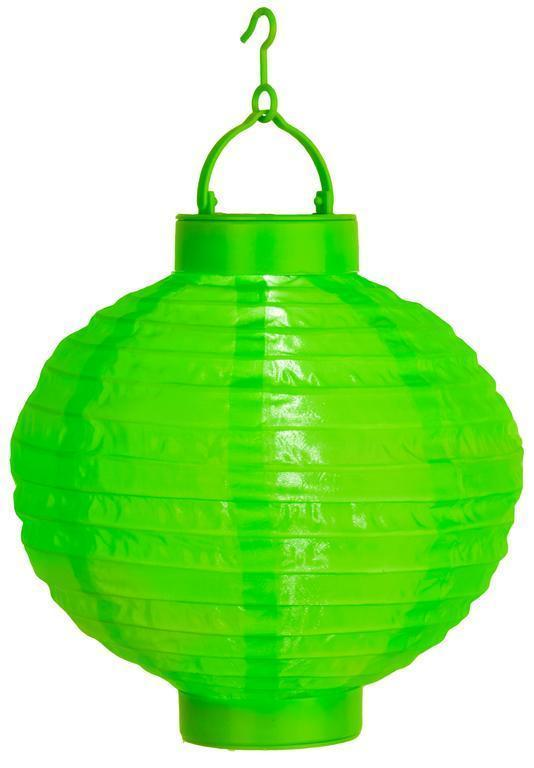 Solenergi Grön Risboll LED 1-Pack
