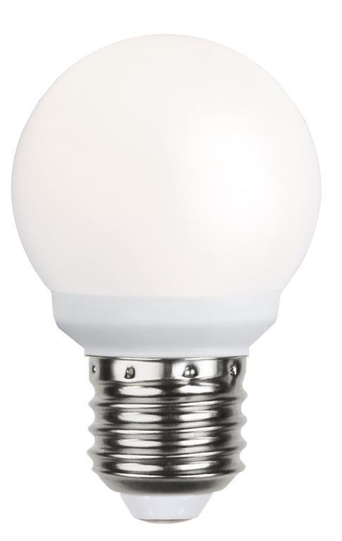 LED-lampa E27 3,2W Varmvit 3000K