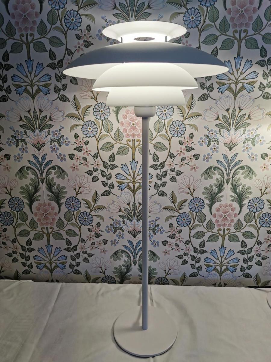 Bordslampa Miriam Vit 65 cm
