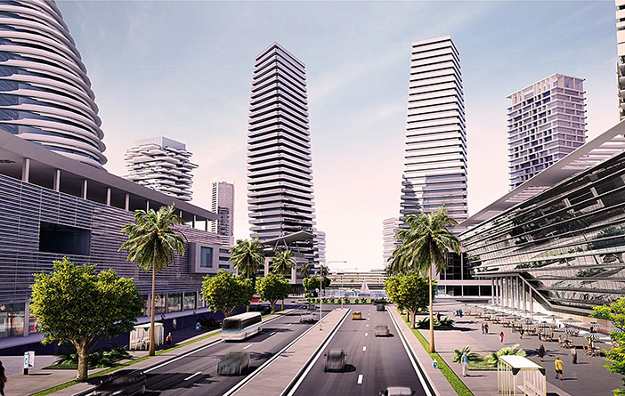 Image result for eko atlantic master plan