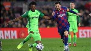 Messi Mentions The Dream Club He Would Leave Barcelona For