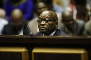Jacob Zuma: Military Deployed To Quell Unrest Over Ex-president's Jailing