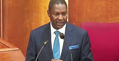 BREAKING: AGF Speaks On Jonathan/Malami Presidential Ticket