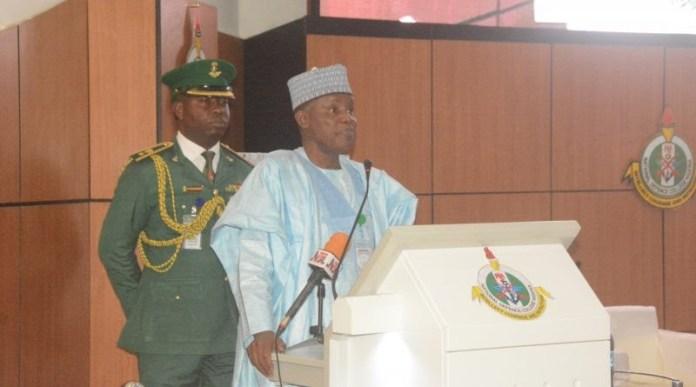 Maj.-Gen. Bashir Salihi-Magashi, Army