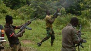 Unknown gunmen, Gunmen, Oyo, Bandits, Aba, Niger, Assailants