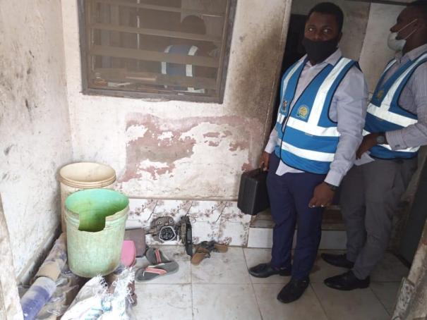 Lagos Govt Seals Water Factories For Substandard Manufacturing Practices