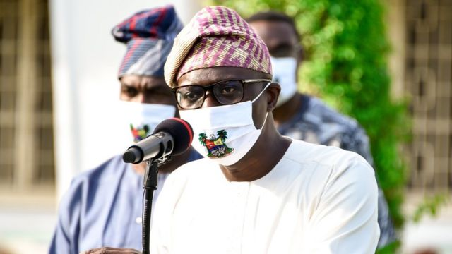 COVID-19: Sanwo-Olu Issues Fresh Directives On Immigration