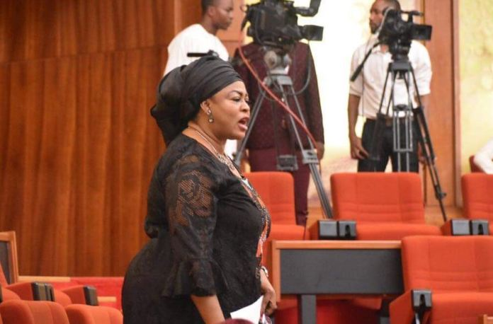 Stella Oduah Appears In Court Over Alleged Financial Misappropriation