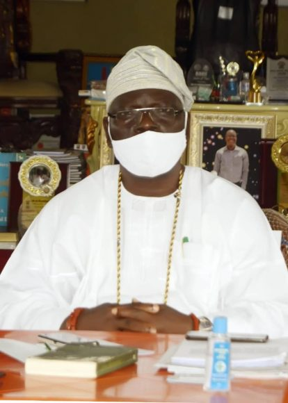 Oba Ogunlaja Becomes High Society Club of Nigeria Patron - EKO HOT BLOG
