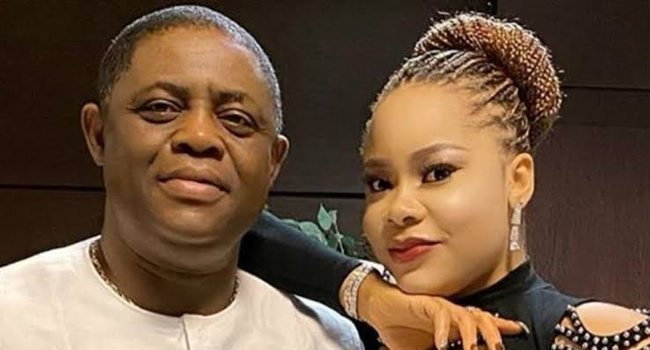 EXPOSED: Fani-Kayode's Ex Wife, Precious, Recounts Seven Years Of Terror With Him