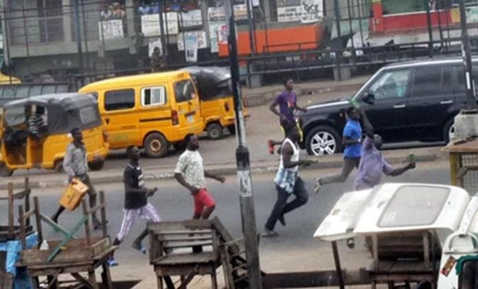 Lagos, Ketu, Mile 12, Lagos