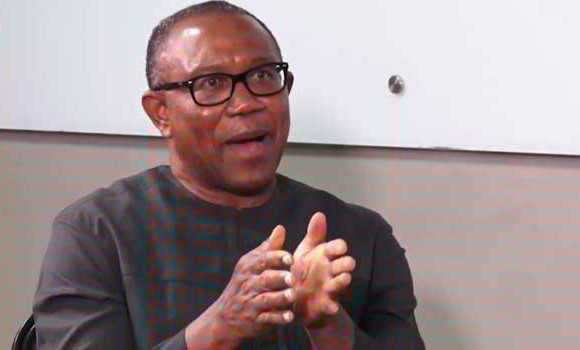 Presidential Campaign Posters, Emergency Rule, Peter Obi