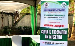 Nigeria Set To Begin COVID-19 Vaccination