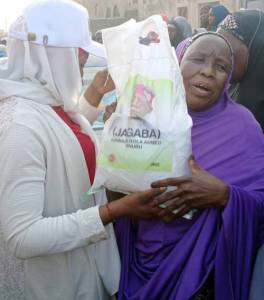 Rice Distribution: Tinubu Reacts, Warns Those Against Humanitarian Efforts To Alleviate Hardships