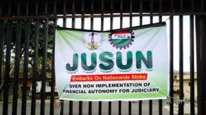 JUSUN Strike: NBA Directs Members To Hold Peaceful Protests
