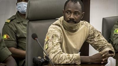 BREAKING: Assailants Attack Mali Interim President, Mali