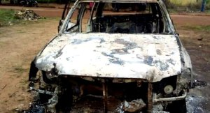 Two Officers Injured As Hoodlums Attack Second Abia Divisional Police HQ