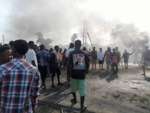 Ekiti, Youths, Protest, BREAKING: Youths Currently Protesting In Rivers, Southern Kaduna Youths, Protesting student