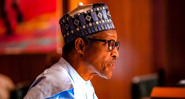 President Buhari Swears-In Five New Permanent Secretaries