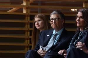 Bill Gates Daughter Speaks On Parents' Divorce