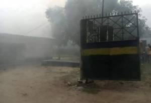 Assailants, Police station, IPOB, Unknown gunmen
