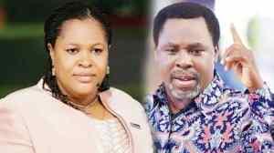 TB Joshua: All Men Deserves A Woman Like Evelyn Joshua-Dele Momodu