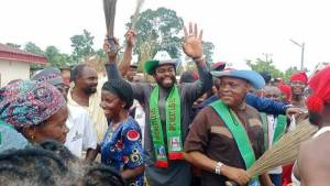 Former President Jonathan's Son-In-Law Defects To APC
