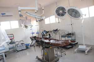 [photos] Sanwo-Olu Commissions 110-Bed Maternal And Child Centre (MCC) In Epe