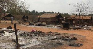 Fulani settlement