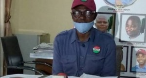 BREAKING: Abducted NLC Chairman Regains Freedom