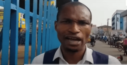 June 12 Protest: BBC Journalist Assaulted By Police Officers In Oyo