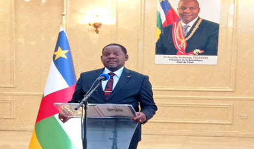 JUST IN: Central African Republic Prime Minister Resigns