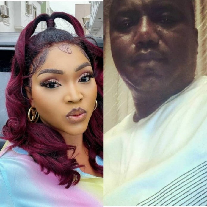 Mercy Aigbe's Ex-Husband, Details The Issues Between Them And Reveals His Plans To Remarry