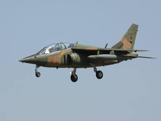 BREAKING: Bandits Shot Down Military Jet In Zamfara, No Crash In Kaduna, No aircraft Left Yola For Kaduna - NAF