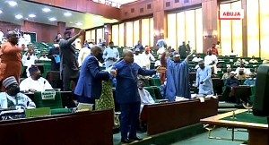 House In Disarray As Deputy Speaker Rules Against E-Transmission Of Results